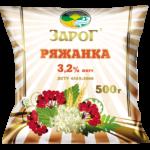 Ряжанка 500 г 3,2% жирності